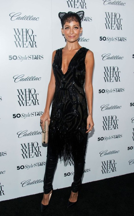 Nicole-Richie-Who-What-Wear-Cadillac-50-Most-Fashionable-Women