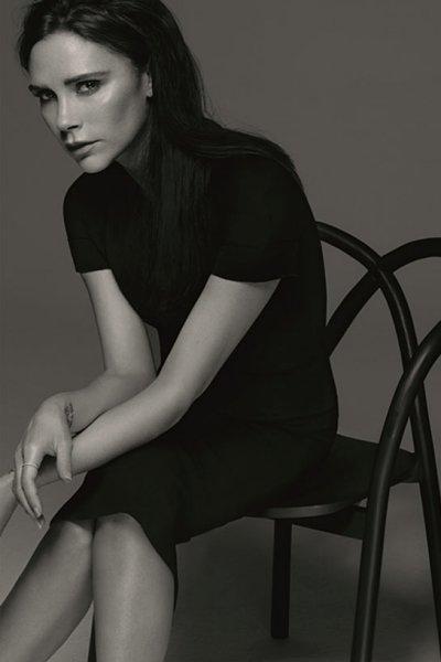 Victoria Beckham.The Muse