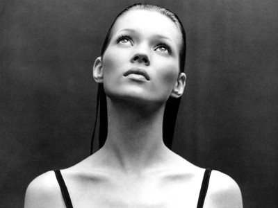 Kate Moss. The Muse