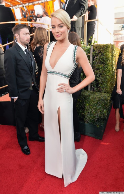 "NBC's ""71st Annual Golden Globe Awards"" - Red Carpet Arrivals"