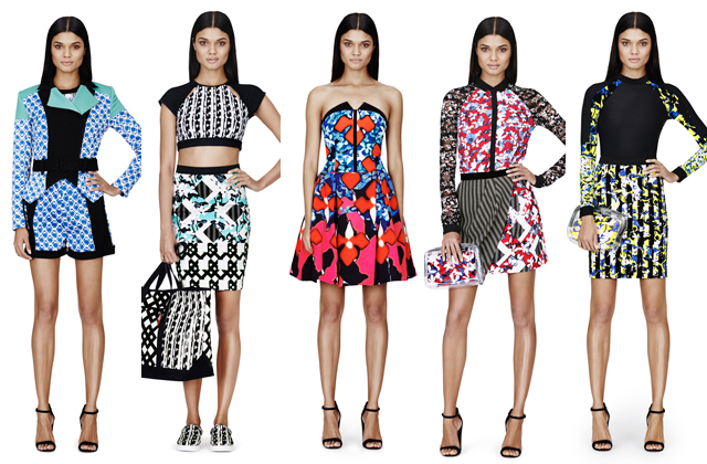 The Peter Pilotto for Target Lookbook is HERE!