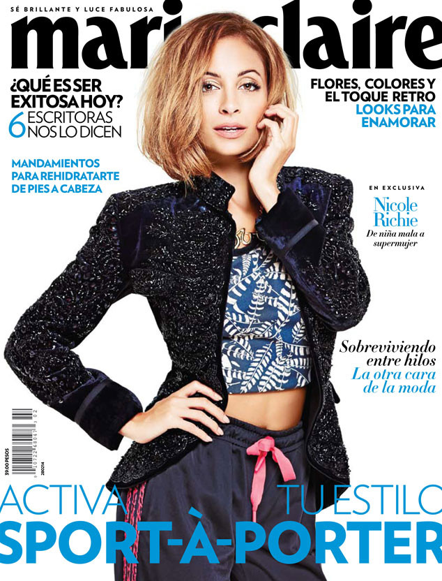 snap-shot-nicole-richie-marie-claire-mexico-cover