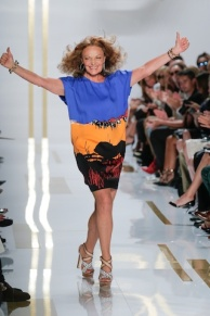Diane Von Furstenberg - Runway - Spring 2014 Mercedes-Benz Fashion Week