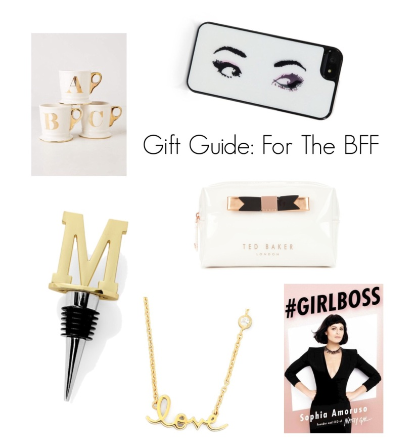 Gift Guide: For The BFF